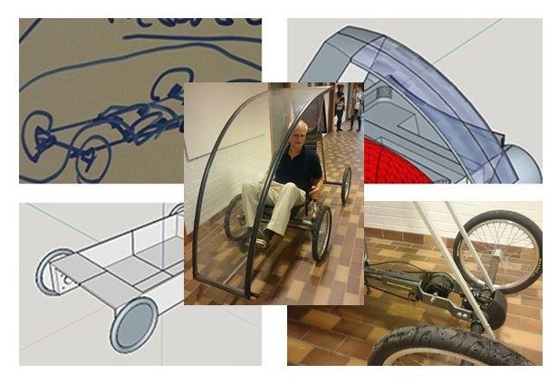 Hållbar design för alla åldrar: hjälp till att bygga en solcellsfarkost!