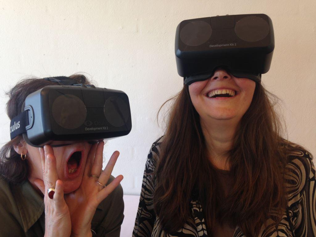 Oculus Transformers – konstnärspresentation