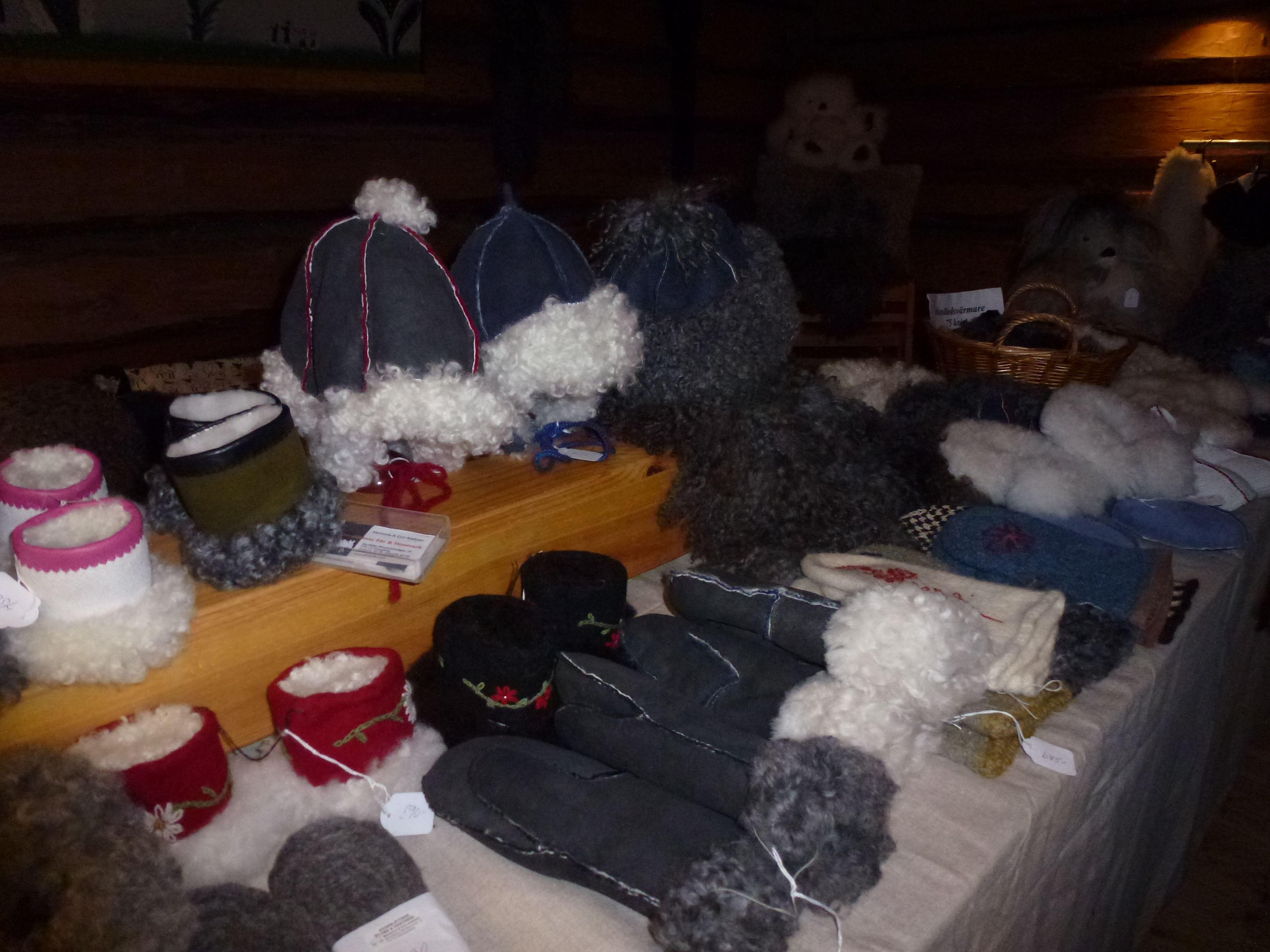 Gammeldags Julmarknad i Sunnansjö