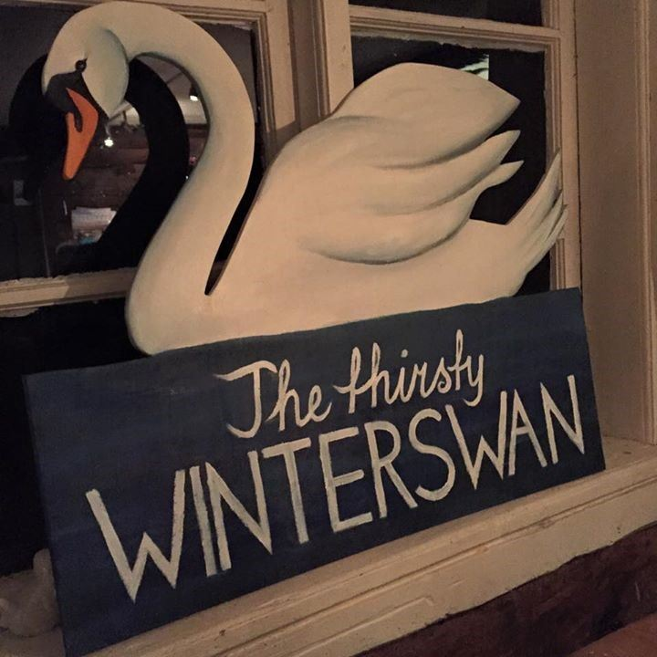 The Thirsty Winterswan