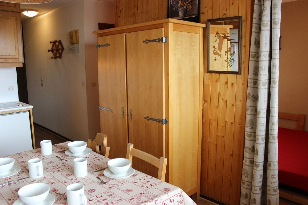 VANOISE 456 / 2 ROOMS 4 PEOPLE TYPE A COMFORT