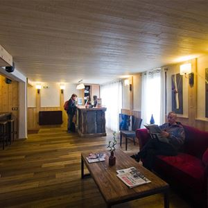 HPH33 - Hôtel élégant et feutré à Saint-Lary