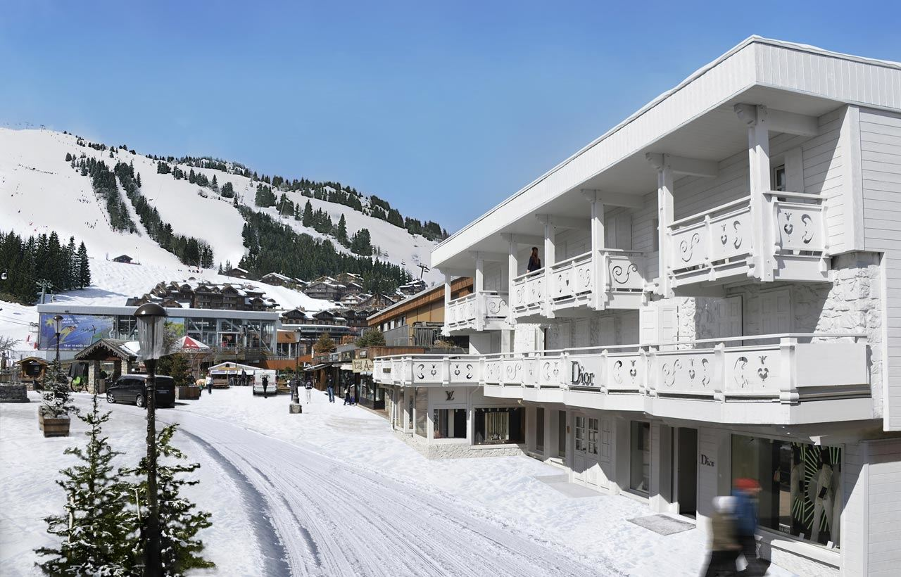 HOTEL WHITE 1921 COURCHEVEL