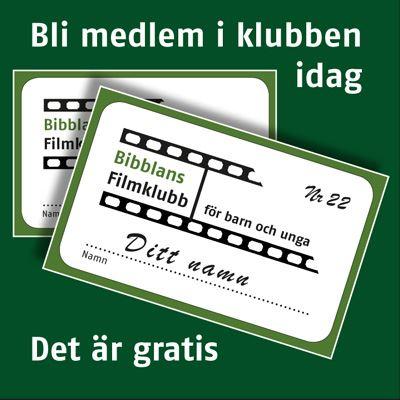 Filmvisning med Bibblans filmklubb i Multinova