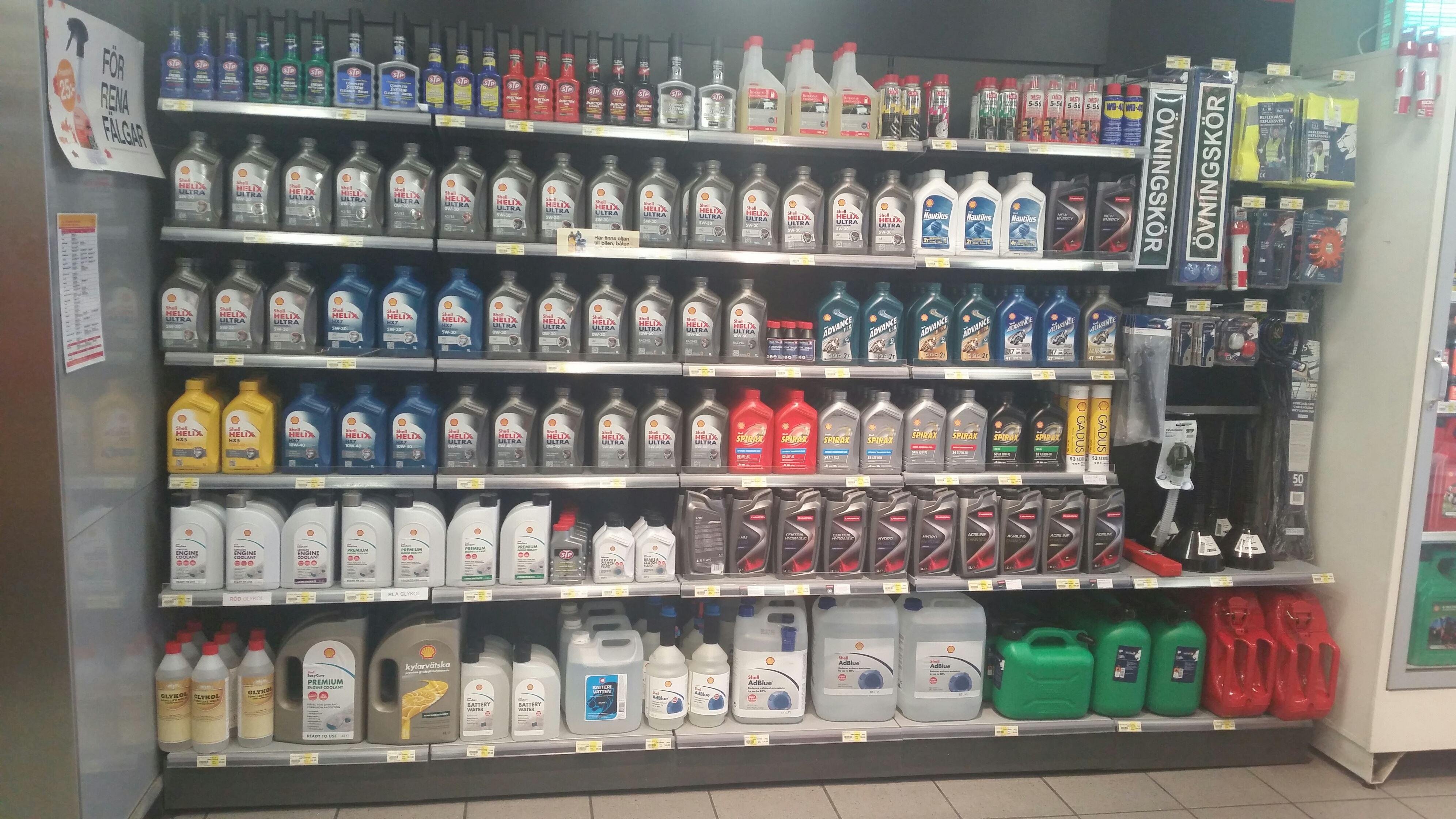 Shell /7-Eleven Löddeköpinge