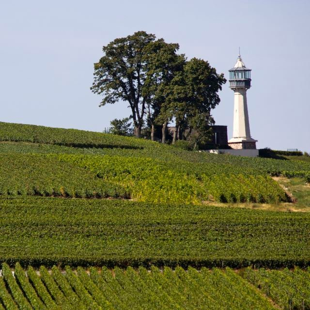 The Verzenay Lighthouse