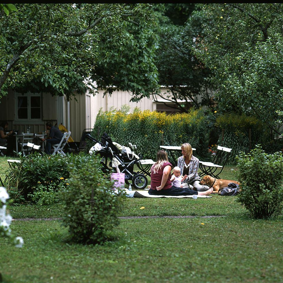 The Krusenstiernska Garden