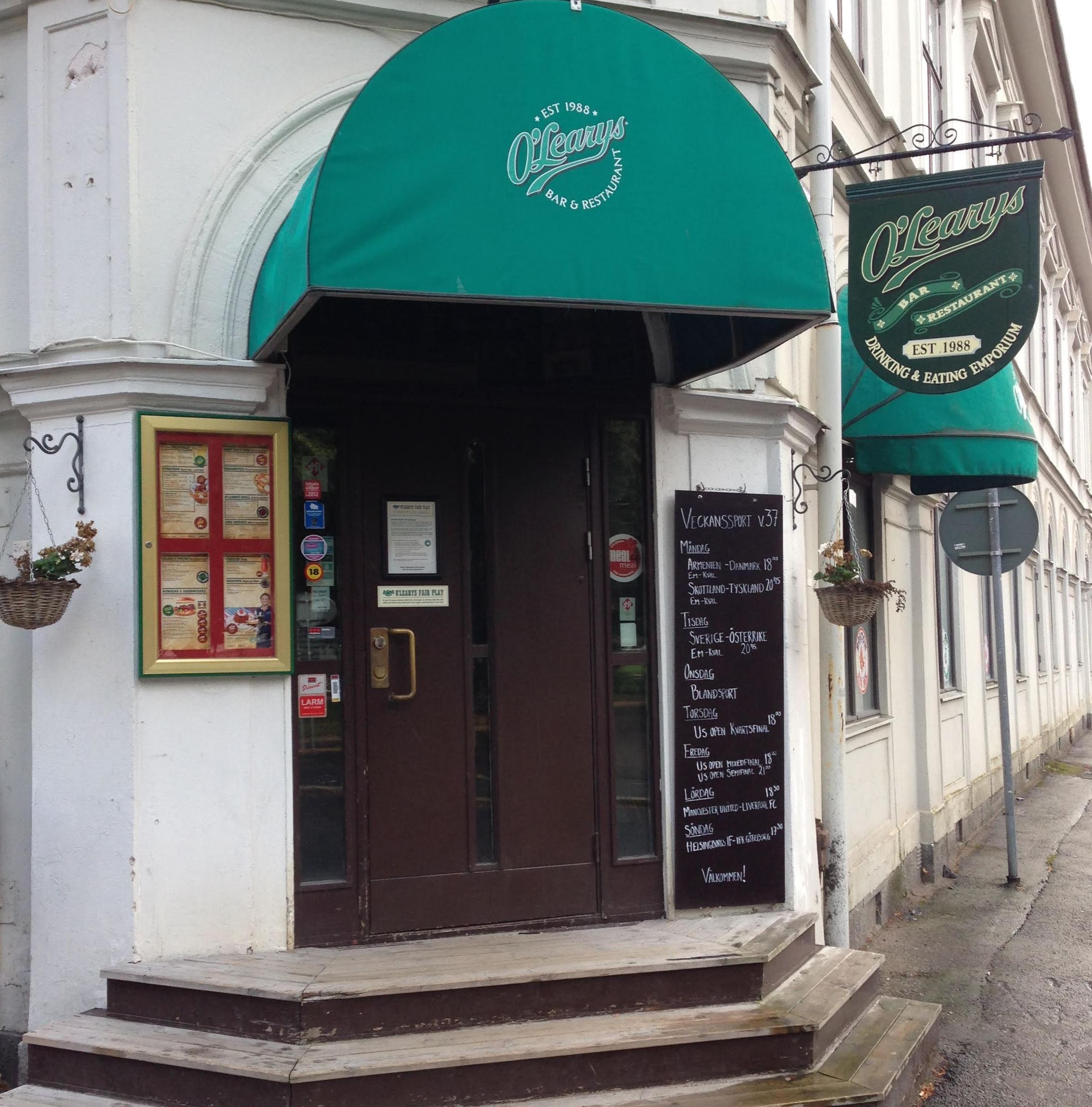 O'Learys - pub och restaurang