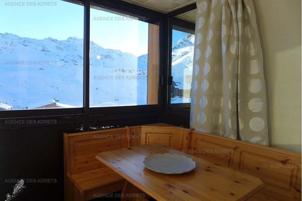 VANOISE 451 - APPARTEMENT 2 PIECES + CABINE - 4 PERSONNES - ADA