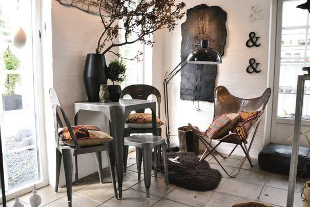 Ting ute & inne möbler