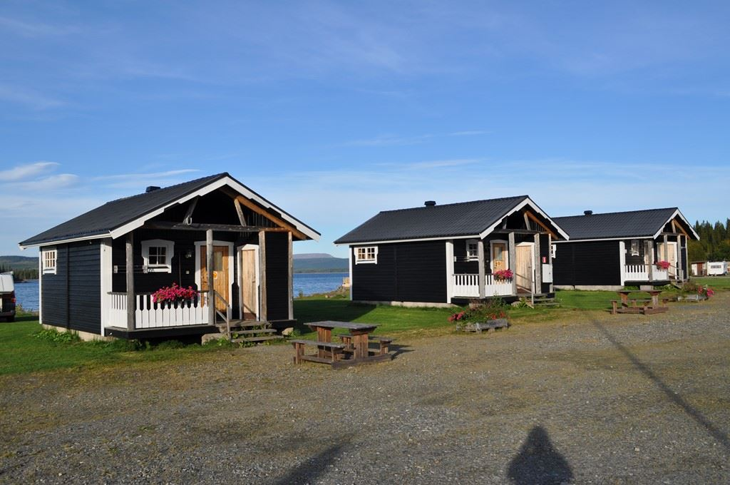 Kallsedets Fjällcenter/Cottages