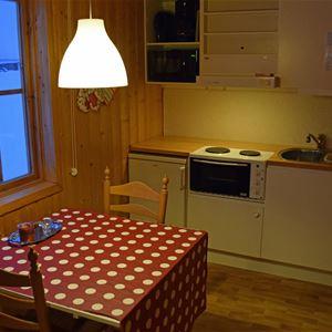 Kallsedets Fjällcenter/Cottages