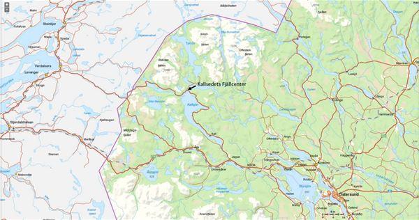 Kallsedets Fjällcenter/Hostel