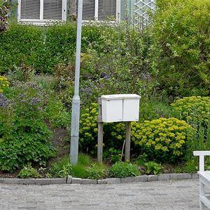 Guidning - Fina bakgårdar & vackra hus (INSTÄLLD 6/7)