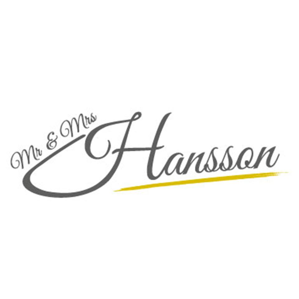 Mr & Mrs Hansson