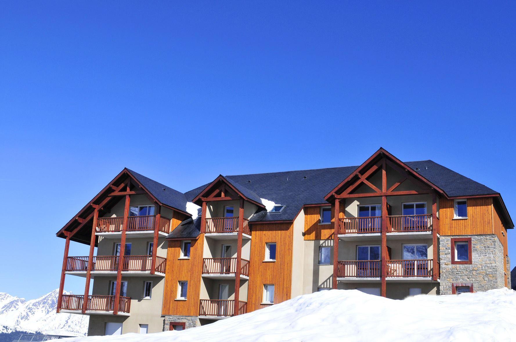 HPRT01 - Résidence de tourisme pied de pistes à Peyragudes