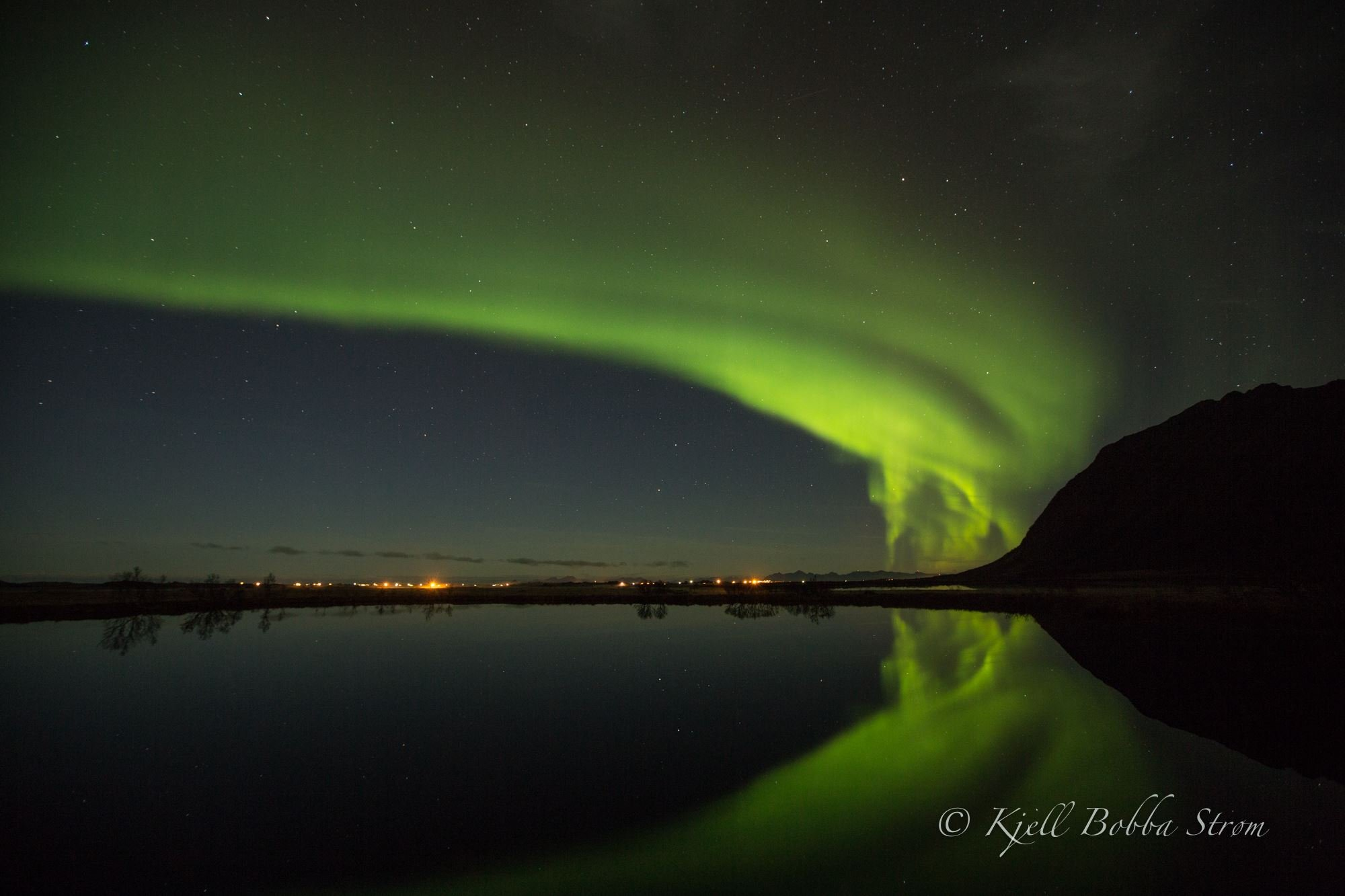 Northern lights safari with RIB boat - Lofoten Rafting Adventures