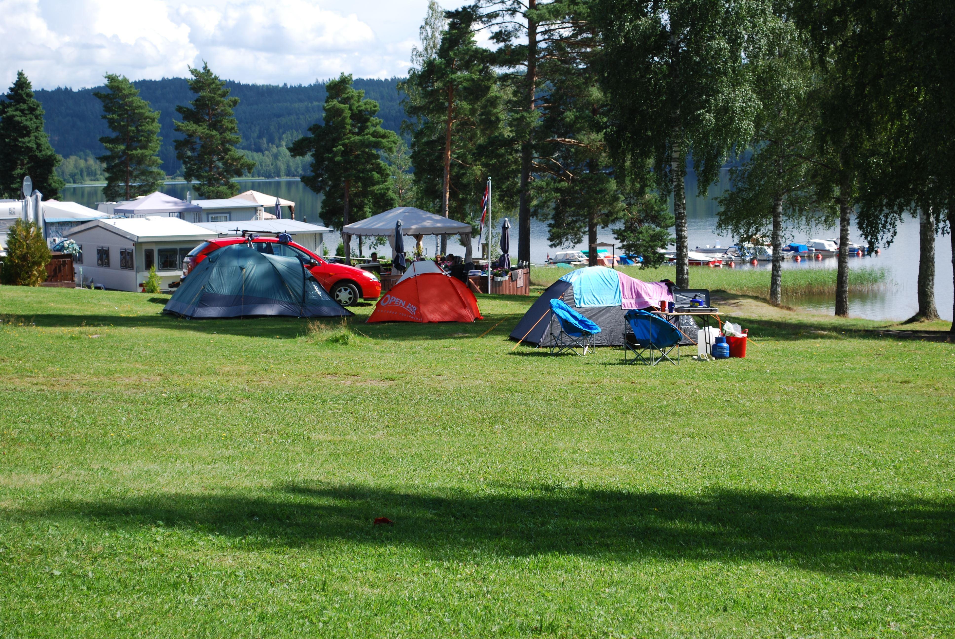 Charlottenberg Camping & Stugor Haganäset