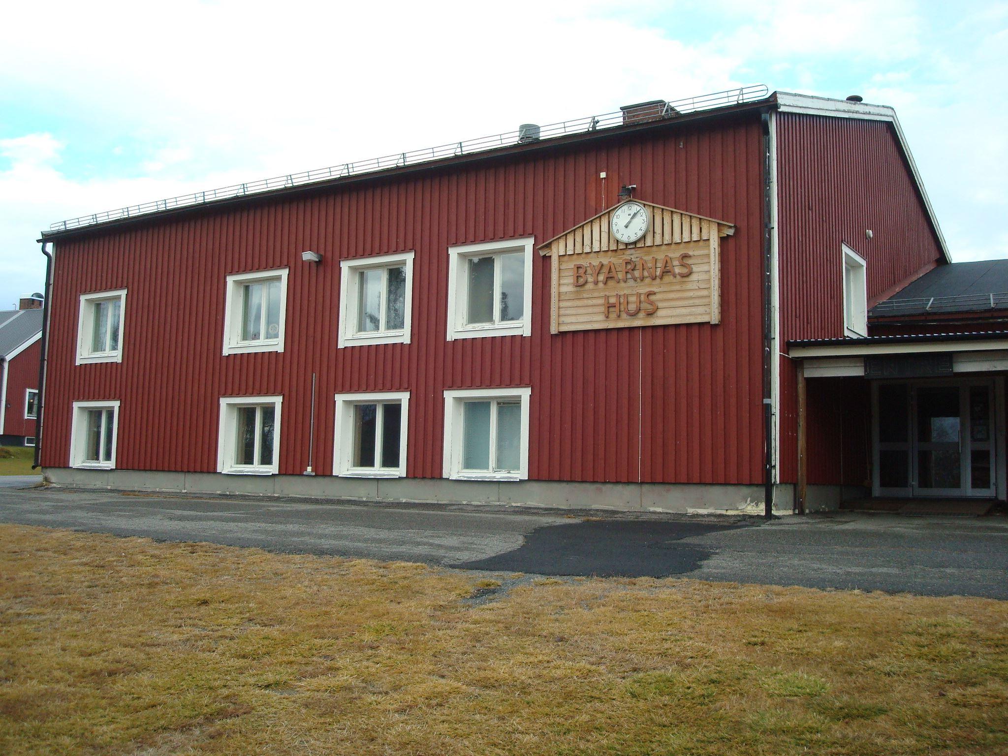 Byarnas hus Rökå
