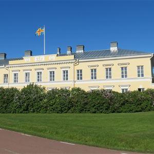 Heidi Ikonen, Eckerö Post- och tullhus