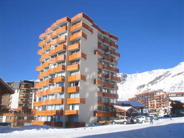 DOME DE POLSET J12 / APARTMENT 2 ROOMS 6 PERSONS - 3 GOLD SNOWFLAKES - CI