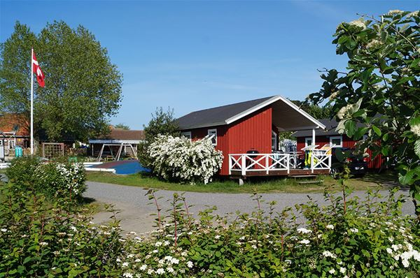 Hasle Camping hytter