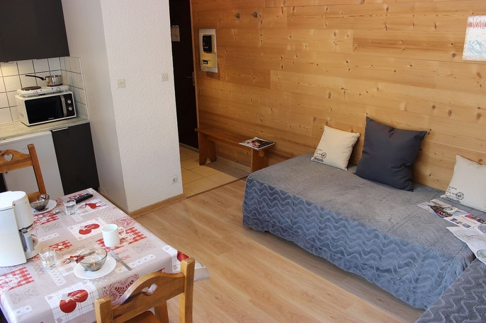 TROIS VALLEES 402 / 1 room 2 people