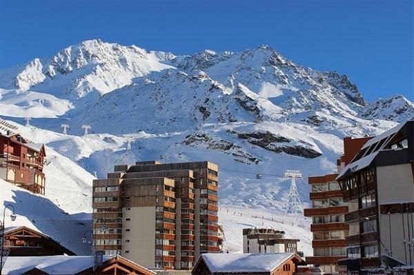 TROIS VALLEES 402 / STUDIO 2 PERSONS - 2 SILVER SNOWFLAKES - VTI