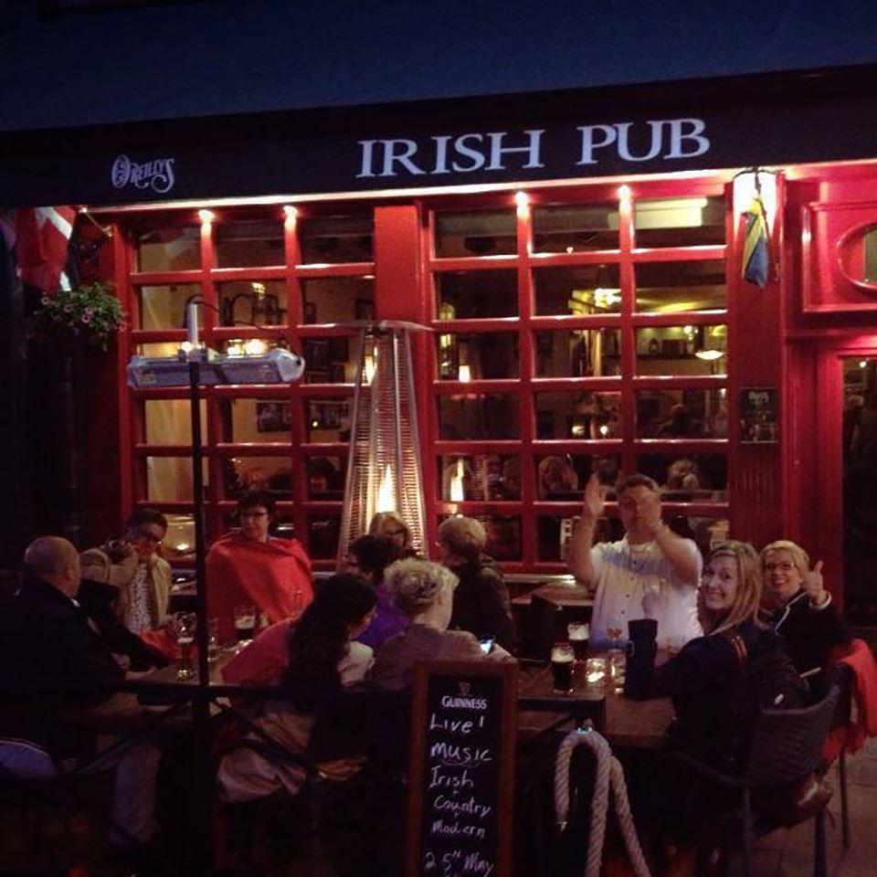 O'Reillys Irish Pub & Restaurant