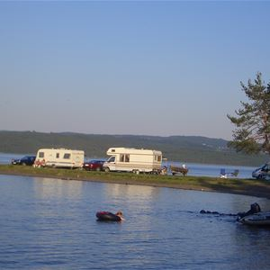 Sveastranda Camping, apartments