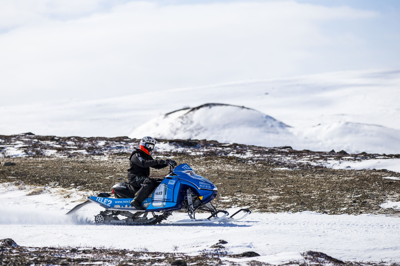 Skoterhelg - Johan Eriksson Invitational