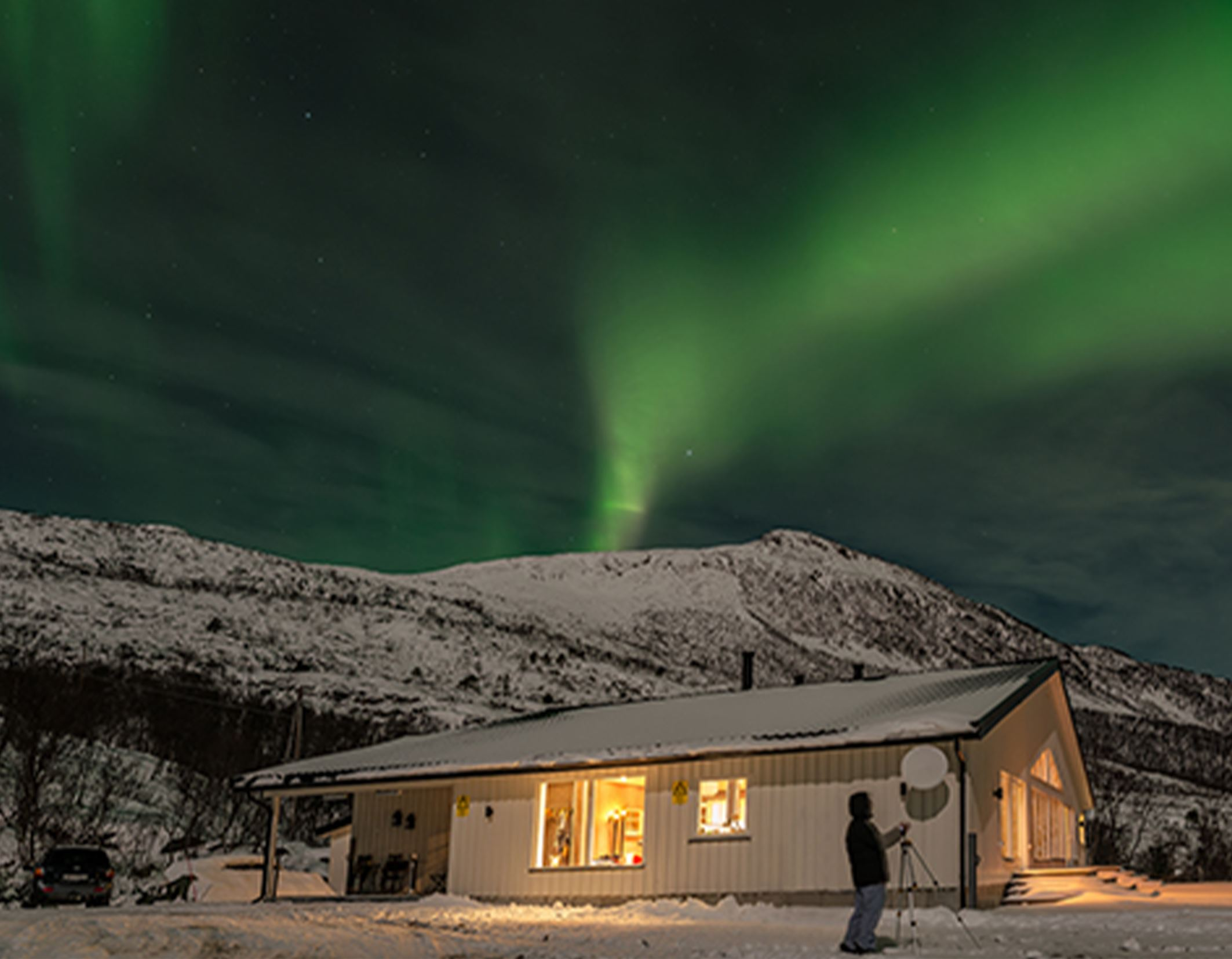 © Arctic Panorama Lodge, Arctic Panorama Lodge