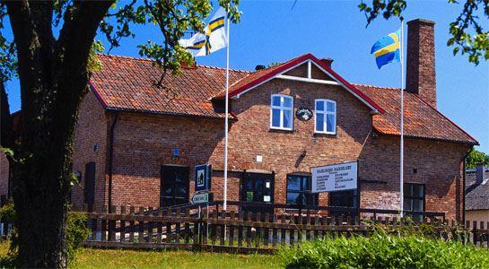 Hablingbo, STF Gästehaus