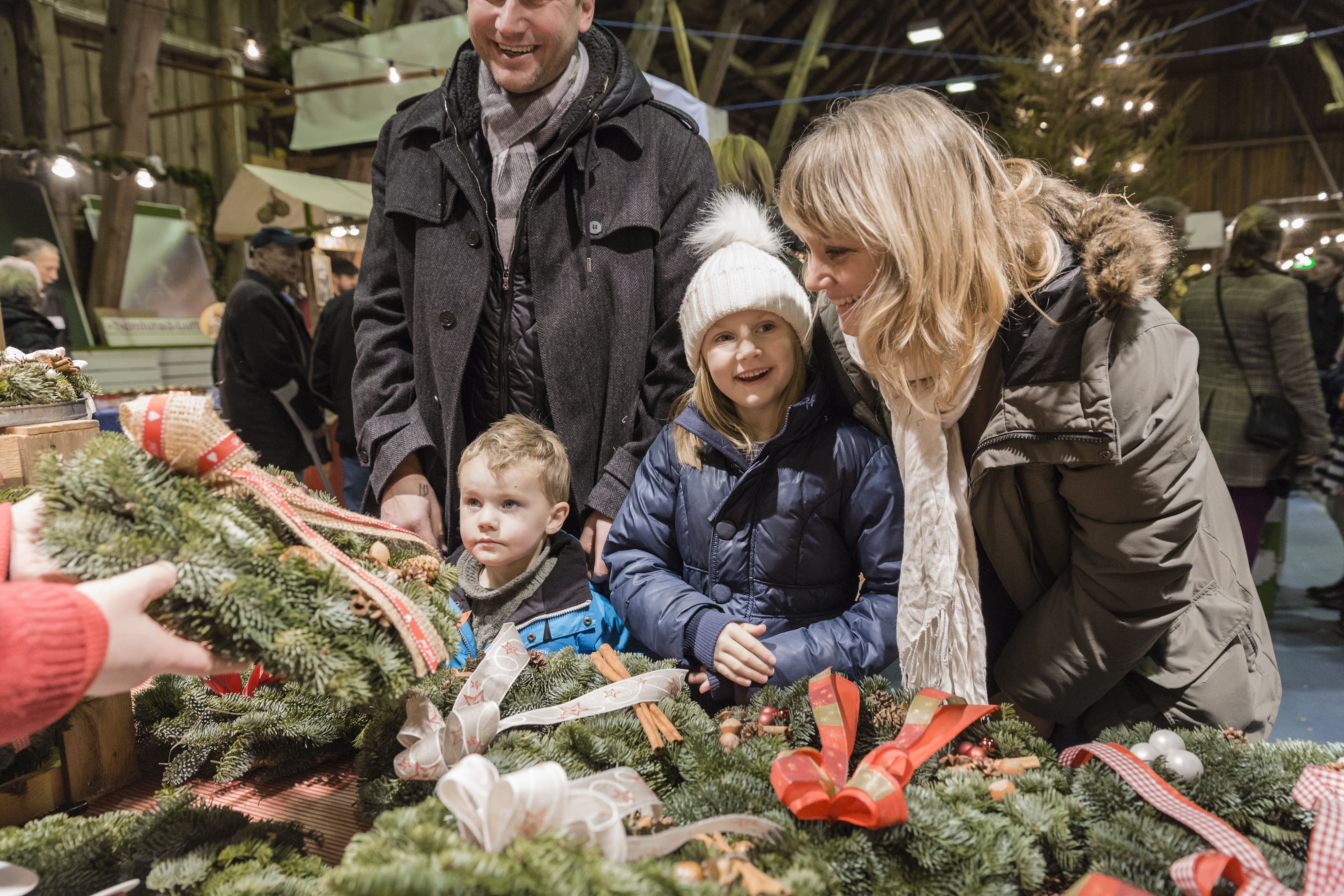 Foto Sven Persson/swelo.se , Skånejul - Christmas Fair at Hässleholmsgården 2016