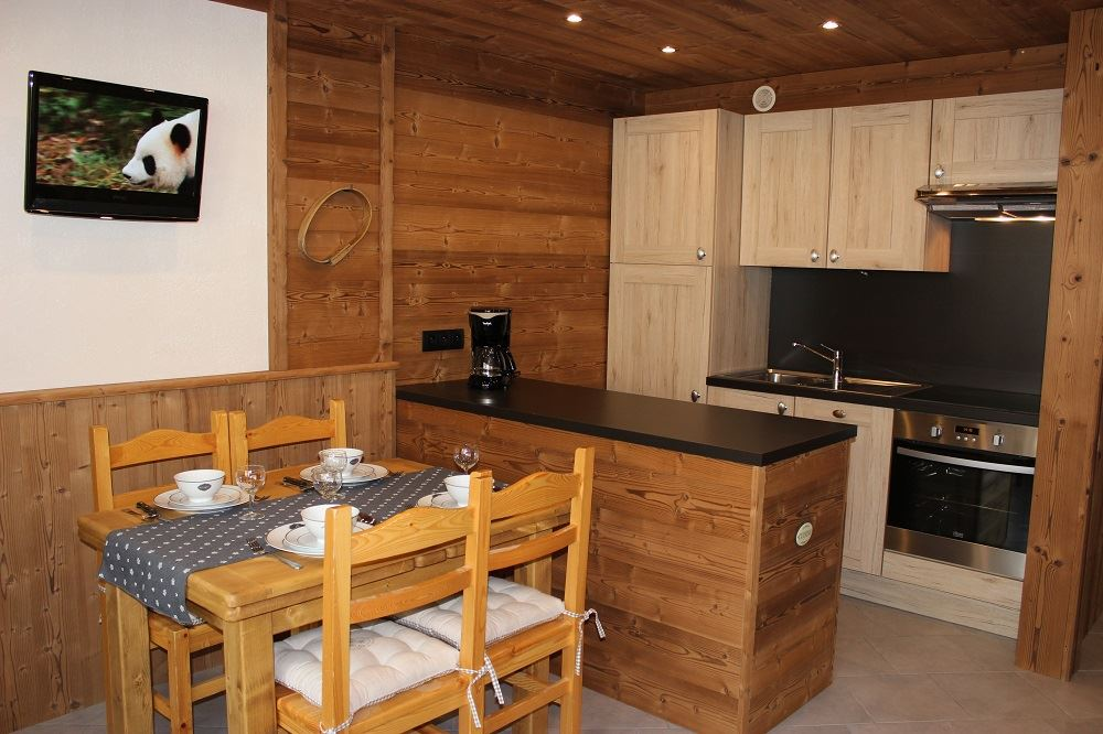 LAC BLANC 606 / 1 room 4 people