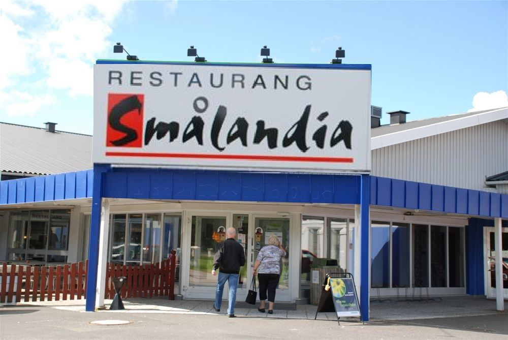 300 Grader Gruppen,  © 300 Grader Gruppen, Restaurant Smålandia