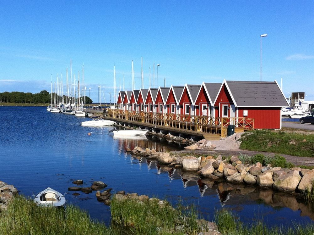 Sport fishing camp - Sandhamn Marine