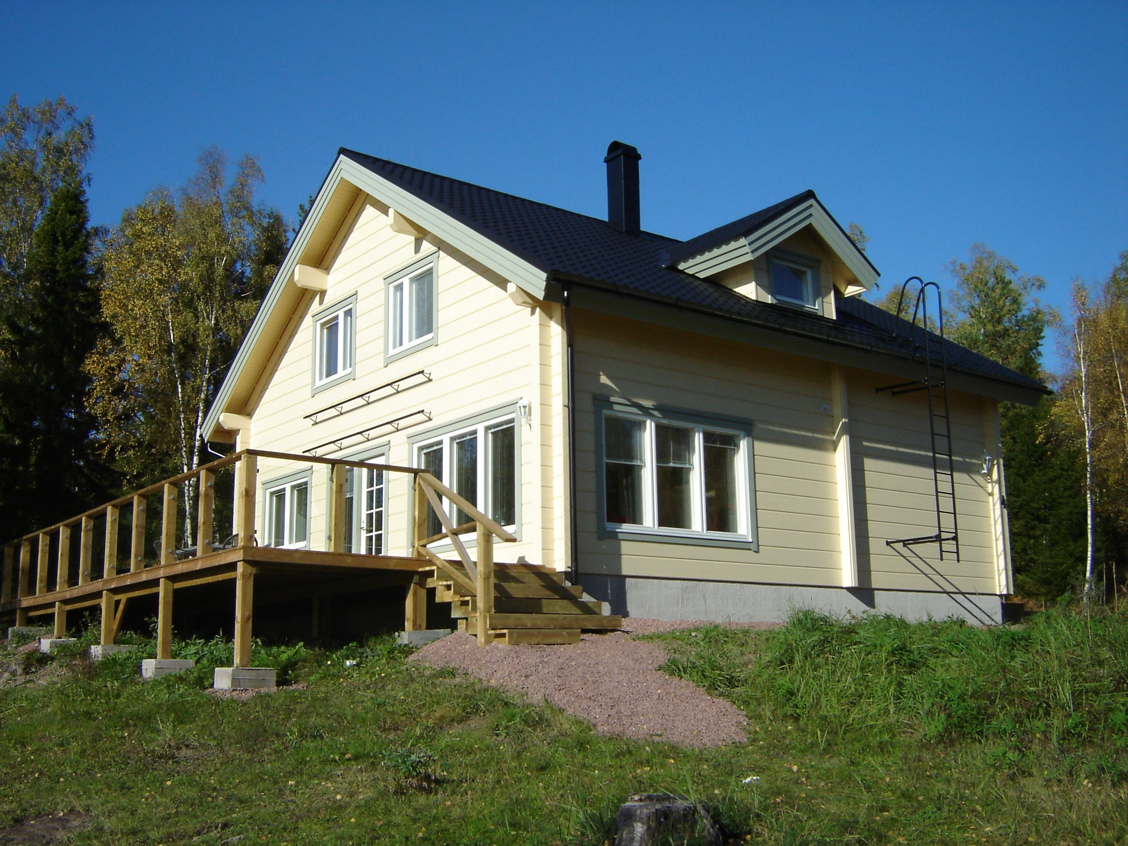 Hjortö cottages & logvillas