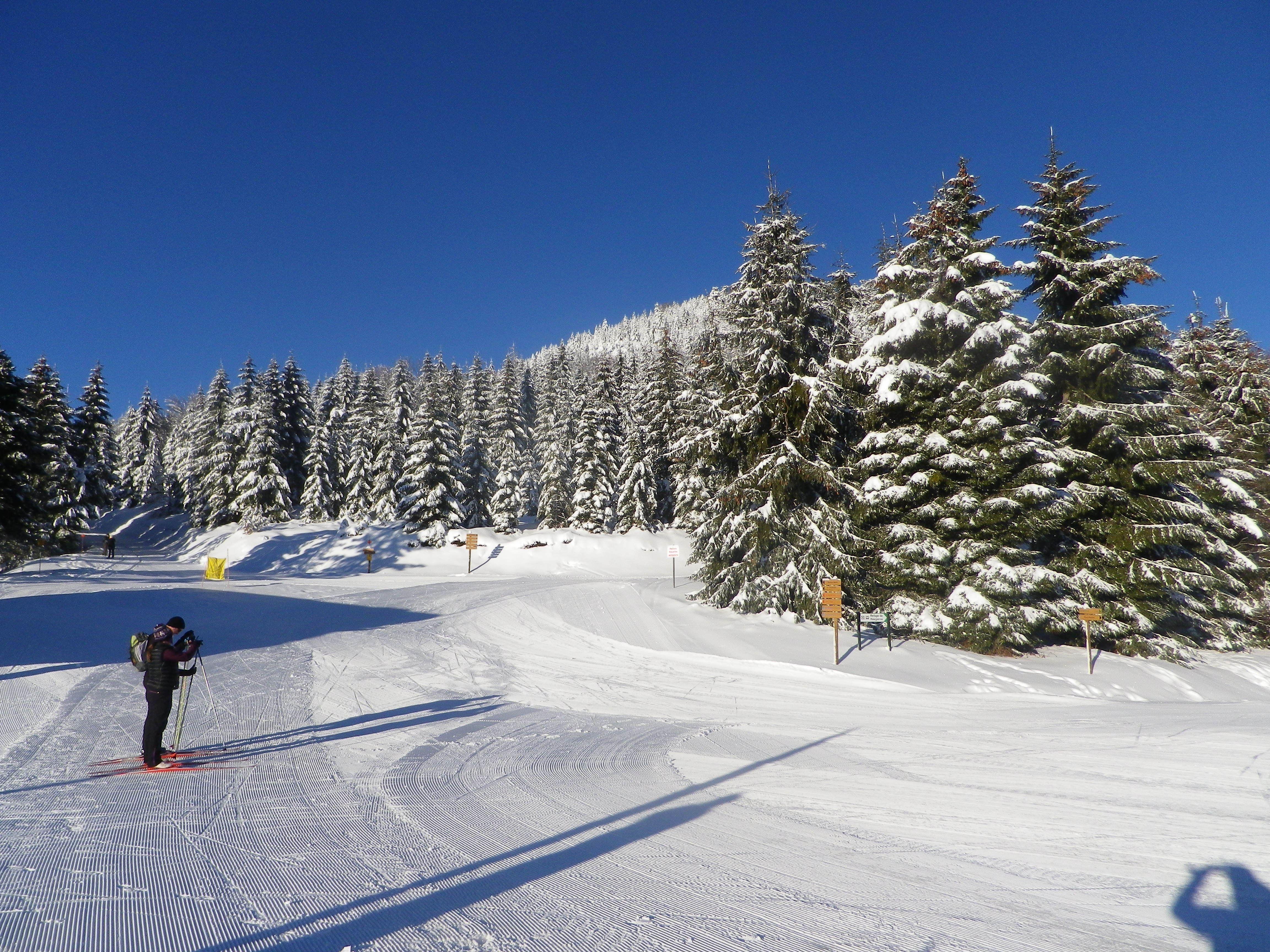 Espace nordique du Val d'Azun