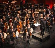 Concert with Gävle Symphony Orchestra