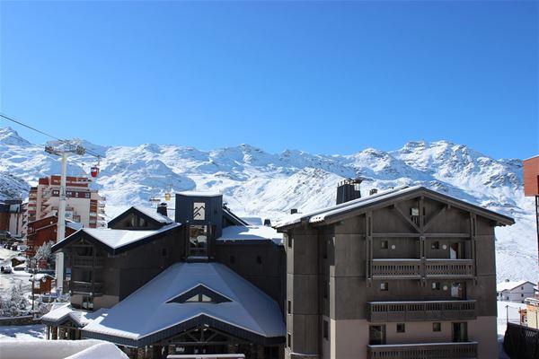 LAC DU LOU 102 / STUDIO 4 PERSONS - 1 BRONZE SNOWFLAKE - VTI