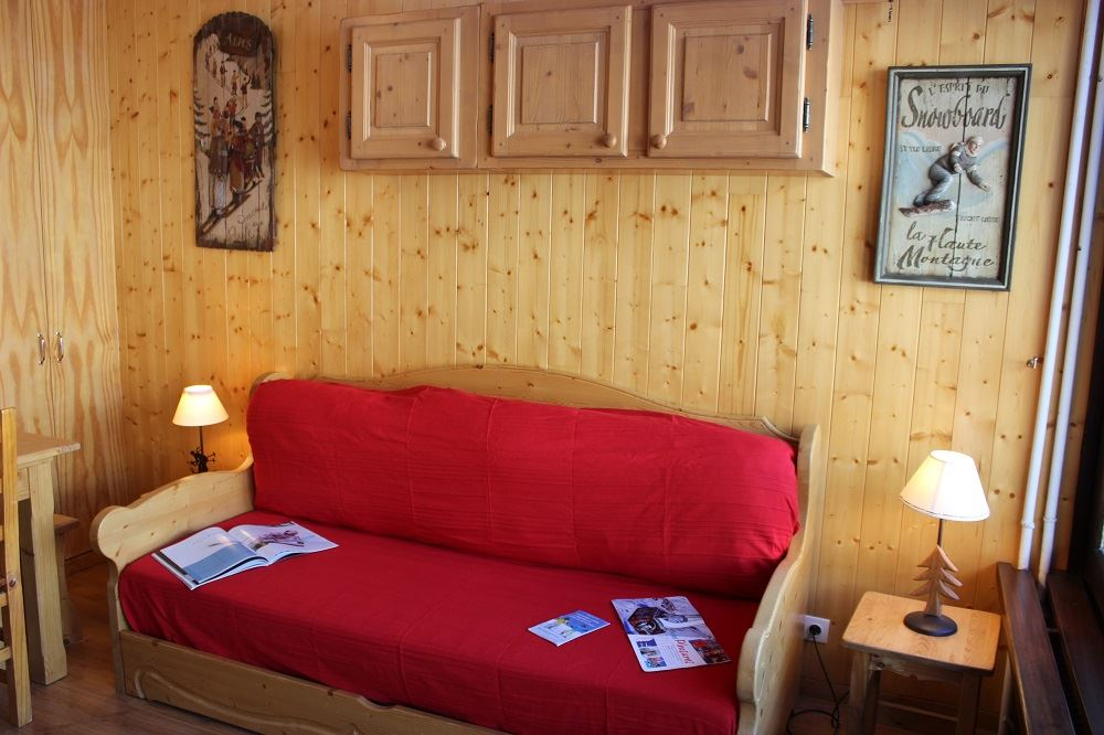 HAUTS DE CHAVIERE 26 / 1 room 4 people