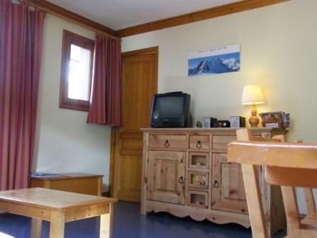 2 Rooms cabin 6 Pers ski-in ski-out / BALCONS DE TOUGNETTE 26