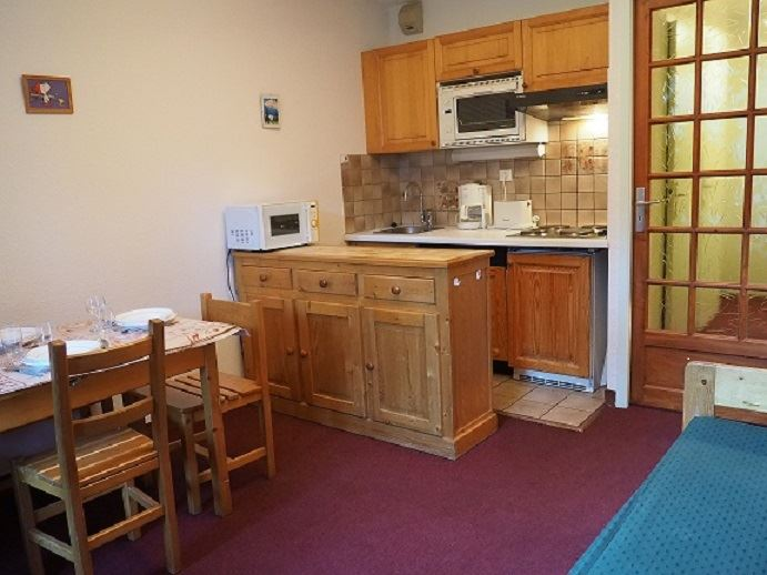 2 Rooms 4 Pers 150m from the slopes / MURGERS 9