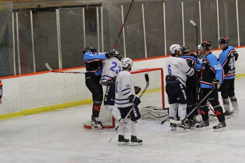 Hockeytvåan - S/L HC v.s. Hofors