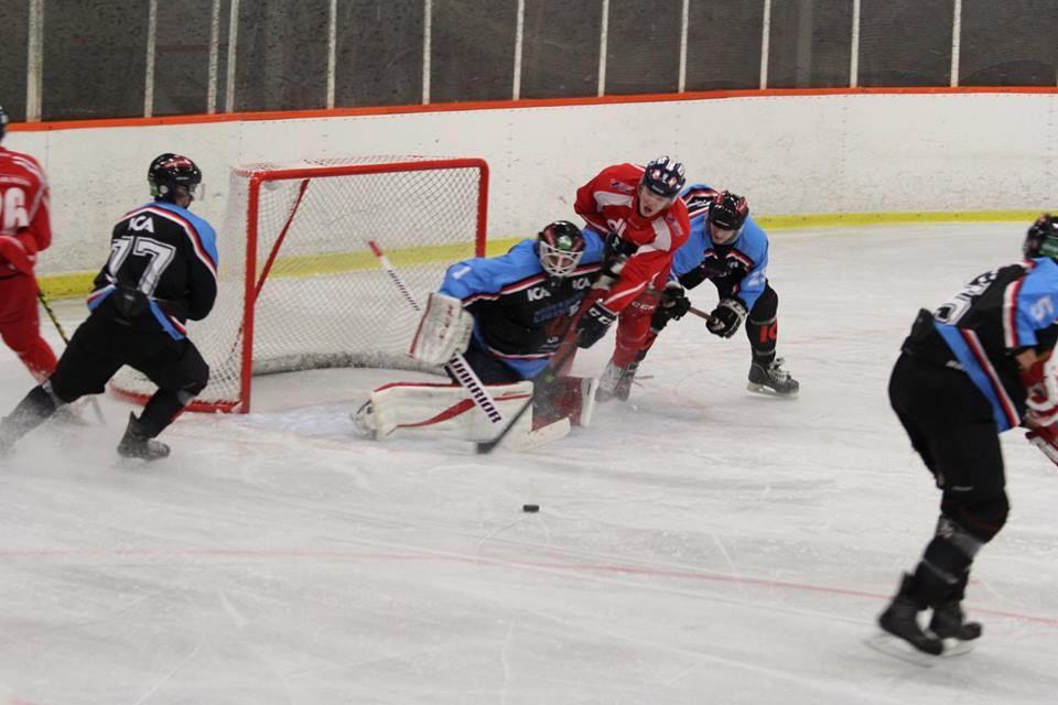 Hockeytvåan - S/L HC v.s. Sandviken