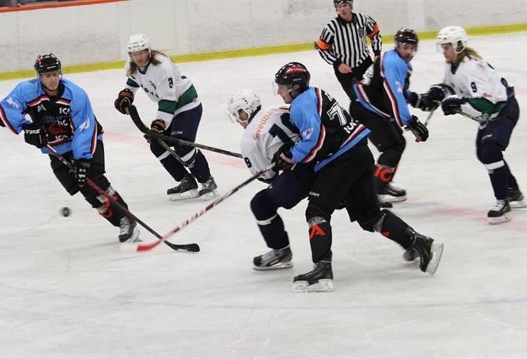 Hockeytvåan - S/L HC v.s. Falun