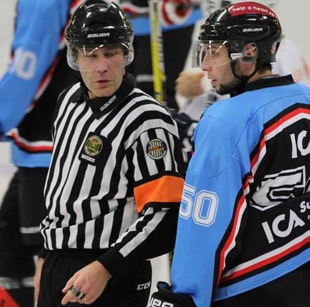 Hockeytvåan - S/L HC v.s. Malung