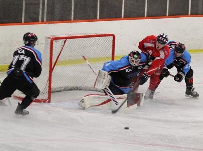 Hockeytvåan - S/L HC v.s. Oppala IK