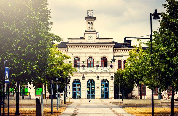 Norrköping/Centralstationen, STF Hostel